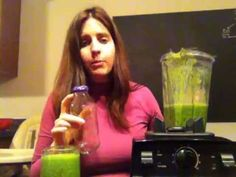 DETOX SMOOTHIE IN A VITAMIX  - https://www.vitamix.com/?COUPON=06-007871 for free shipping on a #vitamix #detox smoothie