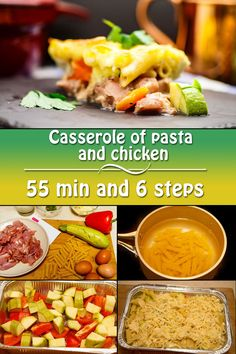 It's yummy, easy and quick to be cooked meal for your supper. That's what you need after a long hard-working day.