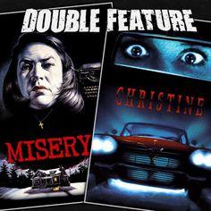 Misery + Christine - https://doublefeature.fm/2010/misery-christine