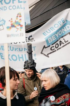 #NEWS #THENEWECONOMY #SWD #GREEN2STAY People Power Will Move Europe Beyond Coal By Mary Anne Hitt and Bruce Nilles