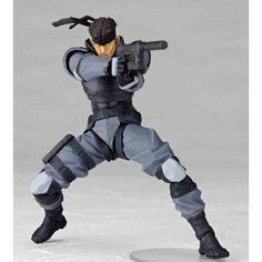 Micro Yamaguchi Revol Mini rm-001 Metal Gear Solid: Solid Snake