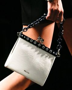 Fashion Week Handbags: Prada Spring 2013