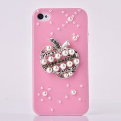 For iphone 4s cases cute love heart apple horse cell phone case cover pretty gift,otterbox iphone 4,case mate,phone cases,iphone case cover