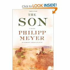 The Son:a saga about settling Texas. Indians, cattlemen and oilmen. He does excellent research.  He is a great writer, would read any thing by him.   Philipp Meyer: 9780062120397: Amazon.com: Books
