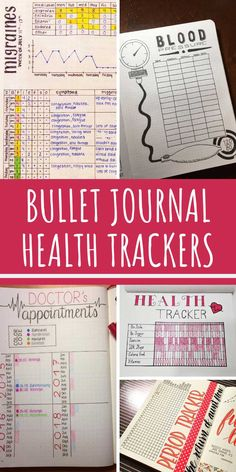 Health Trackers {Improve your wellness in Check out these bullet journal health trackers especially the migraine tracker!Check out these bullet journal health trackers especially the migraine tracker! Healthy Diet Tips, Good Health Tips, Health And Fitness Tips, Health Advice, Health And Wellness, Healthy Life, Health Care, Wellness Tips, Healthy Food