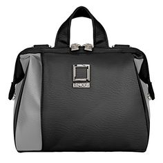 Lencca Olive Collection Carrying Bag for Canon PowerShot SX530 HS  G3 X  SX60 HS  SX50 HS  SX40 HS  SX30 IS  SX1 IS  SX10 IS SLRLike Digital Cameras Grey  Black -- Check this awesome product by going to the link at the image.