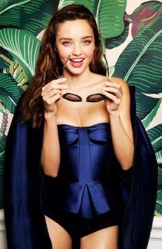 Miranda Kerr ♥ he he she's beautiful fun