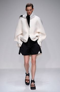 Unusual jacket but kept thinking that the ladies would love it. XANDER ZHOU