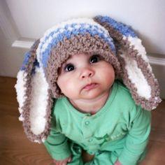 Stilvolle Neugeborenen Hüte Junge Mädchen Häkeln Beanie Hund Muster Hut Foto Prop Kappe(China (Mainland))