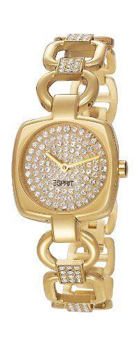 $240 Esprit ES102672007 Ladies Citta Gold IP Watch Esprit http://www.amazon.com/dp/B009XSW9NQ/ref=cm_sw_r_pi_dp_4UrYtb02ZNHVEAYX