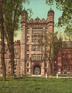 Phelps Hall: Yale University