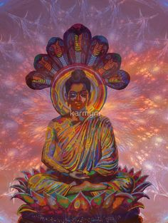 « buddha digital - 2011 » par karmym