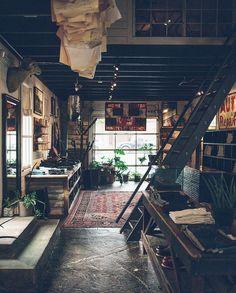 cisbw with a love of interior design, decor, fun and social justice Interior Architecture, Interior And Exterior, Interior Design, Design Loft, House Design, Design Scandinavian, Dream Apartment, House Goals, Cozy House