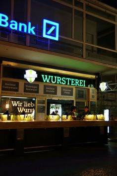 Wursterei Corporate Design, Potpourri, Designer, Broadway Shows, Neon Signs, Brand Design, Brand Identity Design