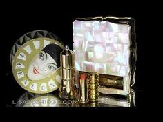 Lisa Eldridge - Vintage Make-Up...I Love It! For more tips and a list of products visit my website  http://www.lisaeldridge.com/video/16457/vintage-make-up-i-love-it/ #Make-up #Beauty #Vintage
