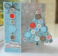 Kath's Blog......diary of the everyday life of a crafter: Hero Arts/Sizzix Christmas
