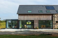 Eco Houses architect designed sustainable Passive House, Downpatrick
