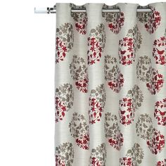 This delicate, two colors print gives this pannel a subtle beauty that will enhance your living room. The Byblos pannel is made of resilient polyester and is very easy to maintain. Drapes Curtains, Kitchen And Bath, Decoration, Home And Living, Delicate, Windows, Inspiration, Byblos, Home Decor