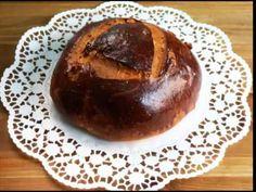 Pan dulce genovés panettone - YouTube