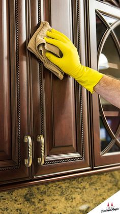 How do you keep your stunning cabinets looking showroom new? Check out our tips! Cabinet Styles, Kitchen Remodel, Kitchen Cabinets, Color, Showroom, Tips, Check, Cabinets, Colour