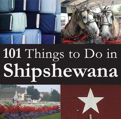 Shipshewana, Indiana