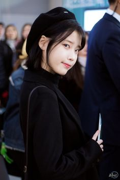 "beautifuliu: ""🌷 IU Lee Ji Eun 🌷 170106 © as tagged "" Korean Beauty, Asian Beauty, Asian Woman, Asian Girl, Korean Celebrities, Celebs, Beautiful Asian Women, Korean Actresses, K Pop"