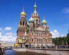 St. Petersburgo, a capital cultural russa