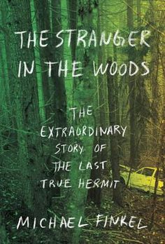 """""""This is the fascinating true story of Christopher Knight, who lived in the Maine woods for 27 years and survived by stealing supplies from vacation cabins while living in extreme conditions to avoid detection. After more than 1,000 burglaries, he was finally caught and partially reintegrated into society. This level of solitude would drive most people insane, but for Chris, it seems like an almost pure contemplative state. An excellent read."""" Todd Miller, Arcadia Books, Spring Green, WI"""