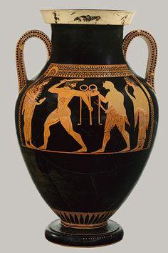 Greece - Red Figure technique