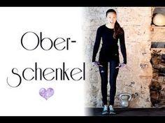 Live Workout: Schlanke, dünne Beine - Straffer Hintern - Schöner Po - Fett / Bauchspeck verbrennen - YouTube