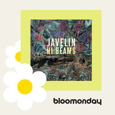 It's the last #Bloomonday of the year, so we've chosen something very special. This week's recommendation is brought to you by Brooklyn duo Javelin. You may not have heard of them yet, but expect this band to be making a bit of buzz over the next few weeks (you'll see what we mean).  Listen to our favourite track from their 2013 album Hi Beams here: http://blm.fm/Airfield