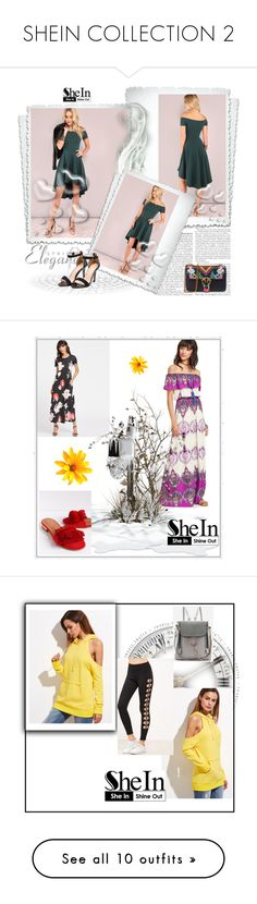 """""""SHEIN COLLECTION 2"""" by umay-cdxc ❤ liked on Polyvore featuring Valentino, Post-It, Victoria Beckham and Kenneth Jay Lane"""