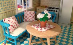 Need a new pillow for your favorite chair? Now you can make your own! Lundby