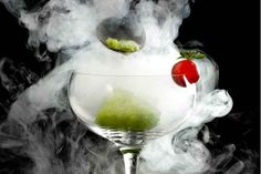 Halloween Cocktails, an adult treat!