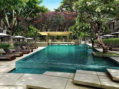 COCOON pool design inspiration bycocoon.com | hijau stone pool | exterior design | villa design | hotel design | bathroom design | renovations | wellness | design products for easy living | Dutch Designer Brand COCOON