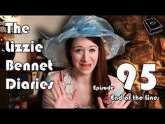 """Две чувихи документируют безумие семьи одной из них в течение нескольких недель, черпая идеи сюжета в шедевре мировой литературы от Джейн Остин -  """"Гордость и предубеждение"""" (The Lizzie Bennet diaries)"""