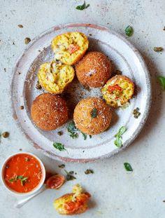 Arancini | Jamie Oliver | Food | Jamie Oliver (UK)