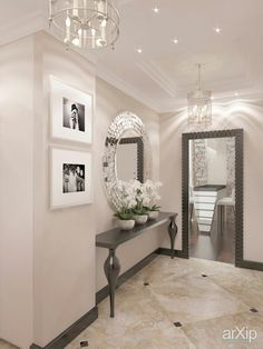 Dream Home Interior . Dream Home Interior . Home Dreamhomes Homedecor Hallway Decorating, Entryway Decor, Interior Decorating, Apartment Entryway, Hall Way Decor, Entryway Mirror, Entryway Lighting, Entrance Decor, Wall Decor