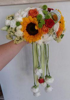 Bouquet per promessa di matrimonio