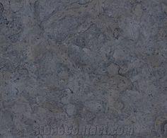 Black Cap Brushed Jerusalem Stone, Palestine Grey Limestone Slabs & Tiles