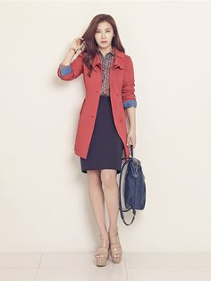 More Of Ha Ji Won For Crocodile Ladies' Fall 2015 Ad Campaign | Couch Kimchi