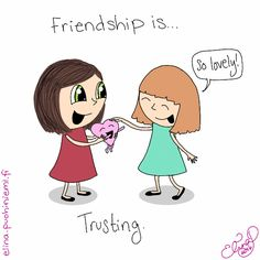 Friendship Week – 2/8