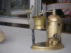 old spray apparatus