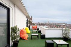 Une palette de couleurs à l'hôtel Pantone dans le quartier Saint-Gilles Connaissez-vous l'entreprise Pantone ? Elle fut à ses débuts, …