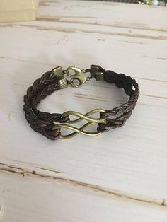 Infinity bracelet setHis and Hermatching braceletsCouples