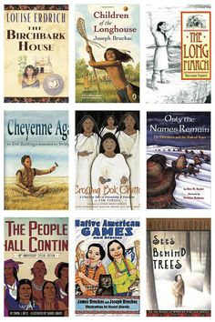 Great Books for Studying Native American History: Elementary — home | school | life