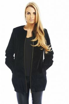 Pony Zip Front Jacket £35.00 <3 http://www.axparis.com/products/Pony-Zip-Front-Jacket.html