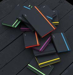 Punk Notebooks #office #supplies #stationary #notebooks