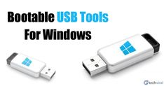 Here we have shared 10 best free Bootable USB Tools for Windows Operating system. So, check out the best free Bootable USB Creator.
