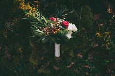 Intimate Winter Wedding in the South